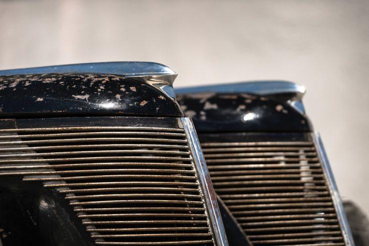 """lincoln zephyr v12 car 21 740x494 - 1936 Lincoln-Zephyr V12 """"Twin-Grille"""""""