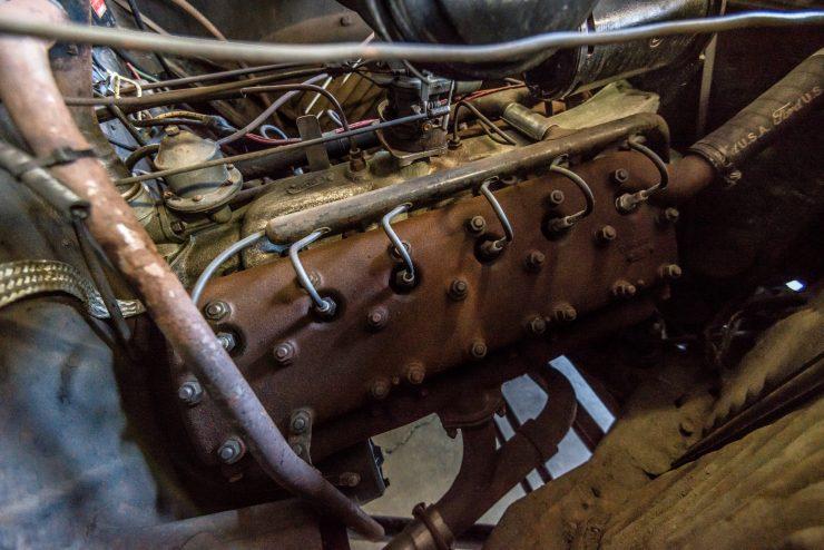 """lincoln zephyr v12 car 3 740x494 - 1936 Lincoln-Zephyr V12 """"Twin-Grille"""""""