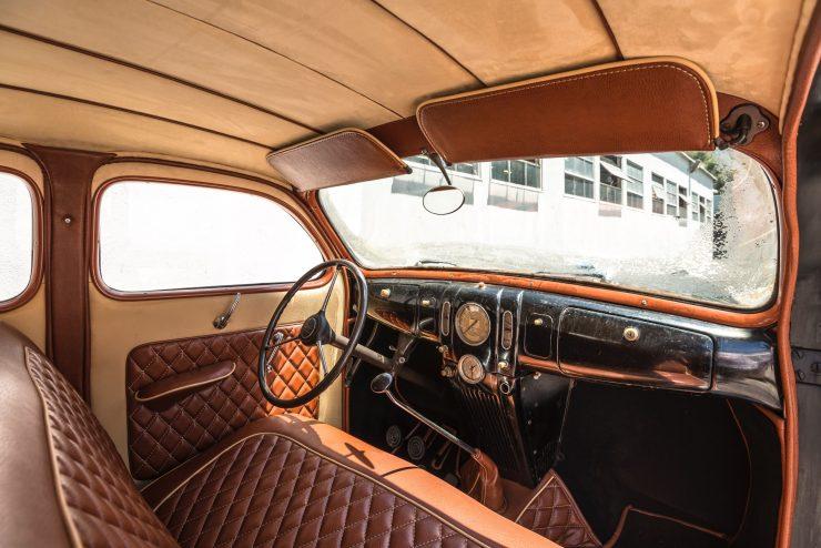 """lincoln zephyr v12 car 6 740x494 - 1936 Lincoln-Zephyr V12 """"Twin-Grille"""""""