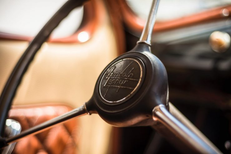 """lincoln zephyr v12 car 7 740x494 - 1936 Lincoln-Zephyr V12 """"Twin-Grille"""""""