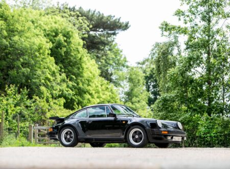 porsche 911 930 turbo 1 450x330 - Ex-Peter Sellers Porsche 930 Turbo