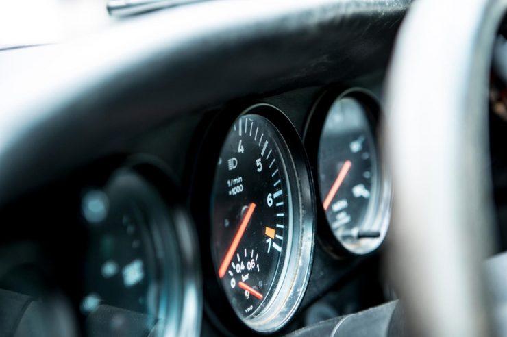 porsche 911 930 turbo 12 740x492 - Ex-Peter Sellers Porsche 930 Turbo