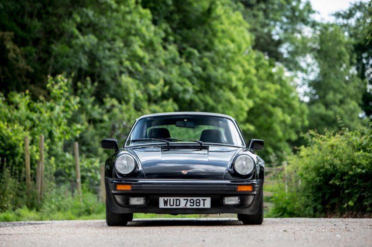 porsche 911 930 turbo 2 740x492 - Ex-Peter Sellers Porsche 930 Turbo