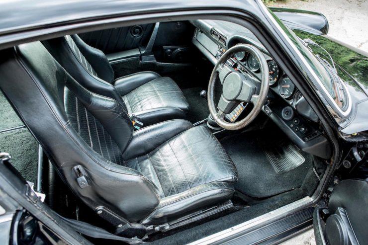 porsche 911 930 turbo 8 740x493 - Ex-Peter Sellers Porsche 930 Turbo