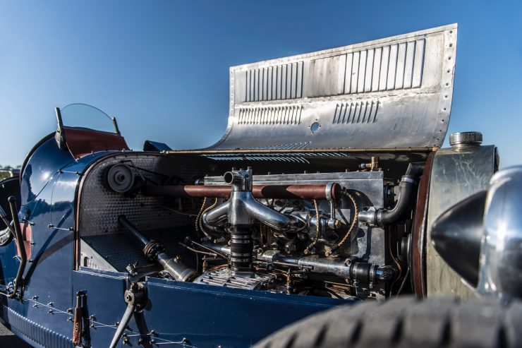pur sang bugatti type 35 22 740x493 - Pur Sang Type 35