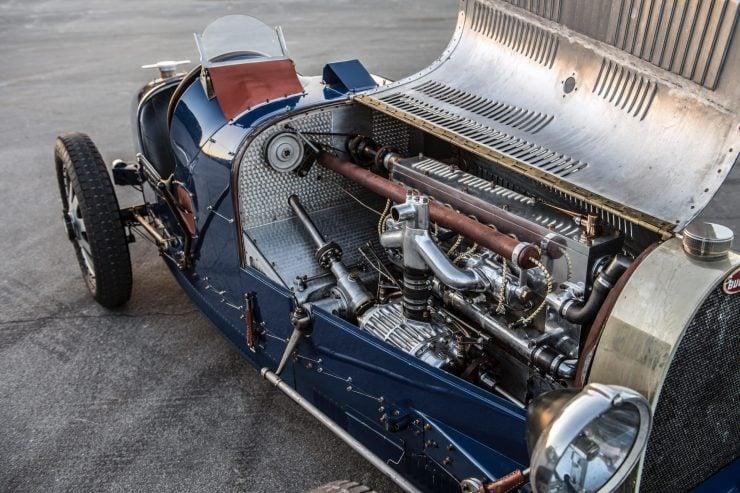pur sang bugatti type 35 24 740x493 - Pur Sang Type 35