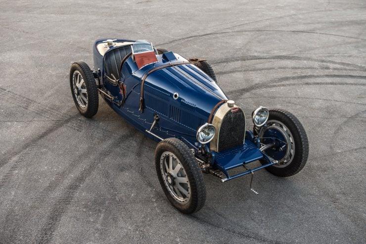 pur sang bugatti type 35 29 740x493 - Pur Sang Type 35