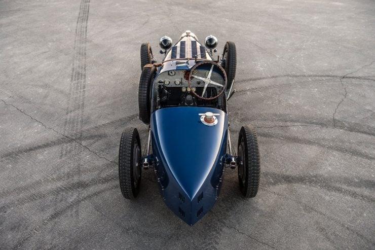 pur sang bugatti type 35 3 740x493 - Pur Sang Type 35