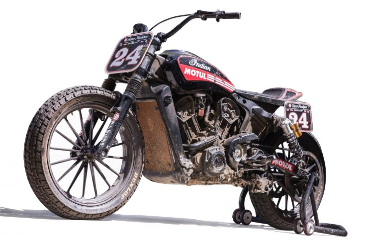 rsd indian scout sixty super hooligan 7 740x493 - RSD Indian Scout Sixty Super Hooligan