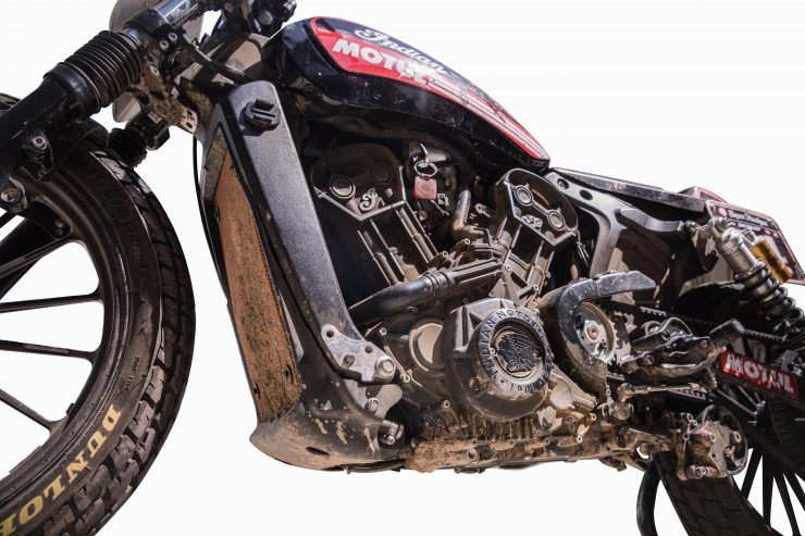 rsd indian scout sixty super hooligan 8 740x493 - RSD Indian Scout Sixty Super Hooligan