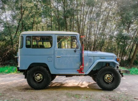 toyota land cruiser bj40 10 450x330 - A Retro Mod Toyota Land Cruiser BJ40 by Legacy Overland