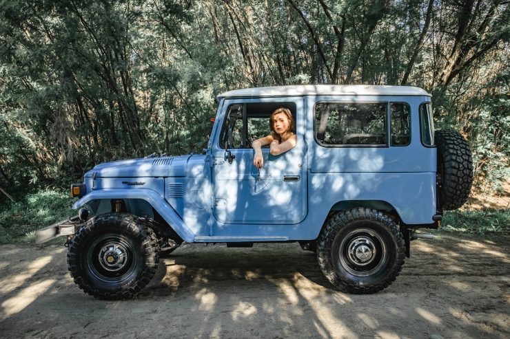 toyota land cruiser bj40 2 740x493 - A Retro Mod Toyota Land Cruiser BJ40 by Legacy Overland
