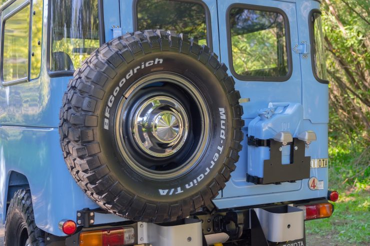 toyota land cruiser bj40 20 740x493 - A Retro Mod Toyota Land Cruiser BJ40 by Legacy Overland