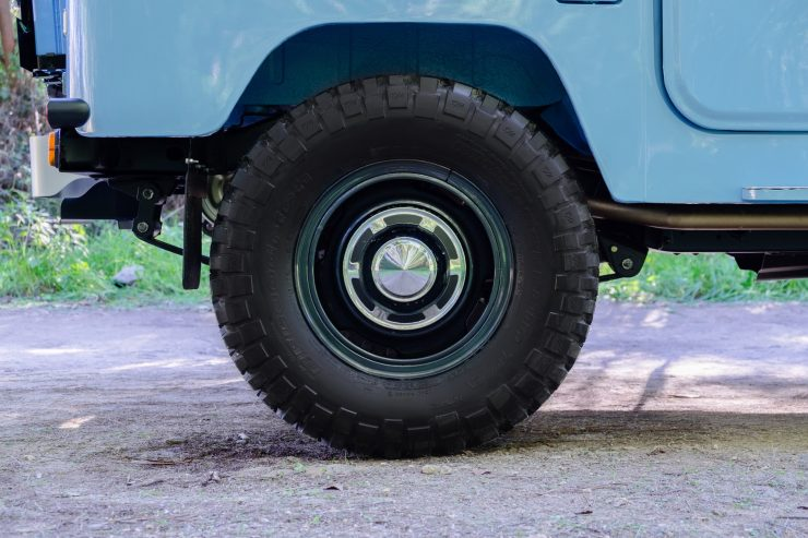 toyota land cruiser bj40 22 740x493 - A Retro Mod Toyota Land Cruiser BJ40 by Legacy Overland