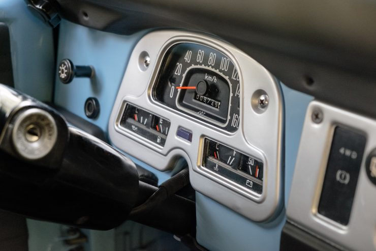 toyota land cruiser bj40 28 740x493 - A Retro Mod Toyota Land Cruiser BJ40 by Legacy Overland