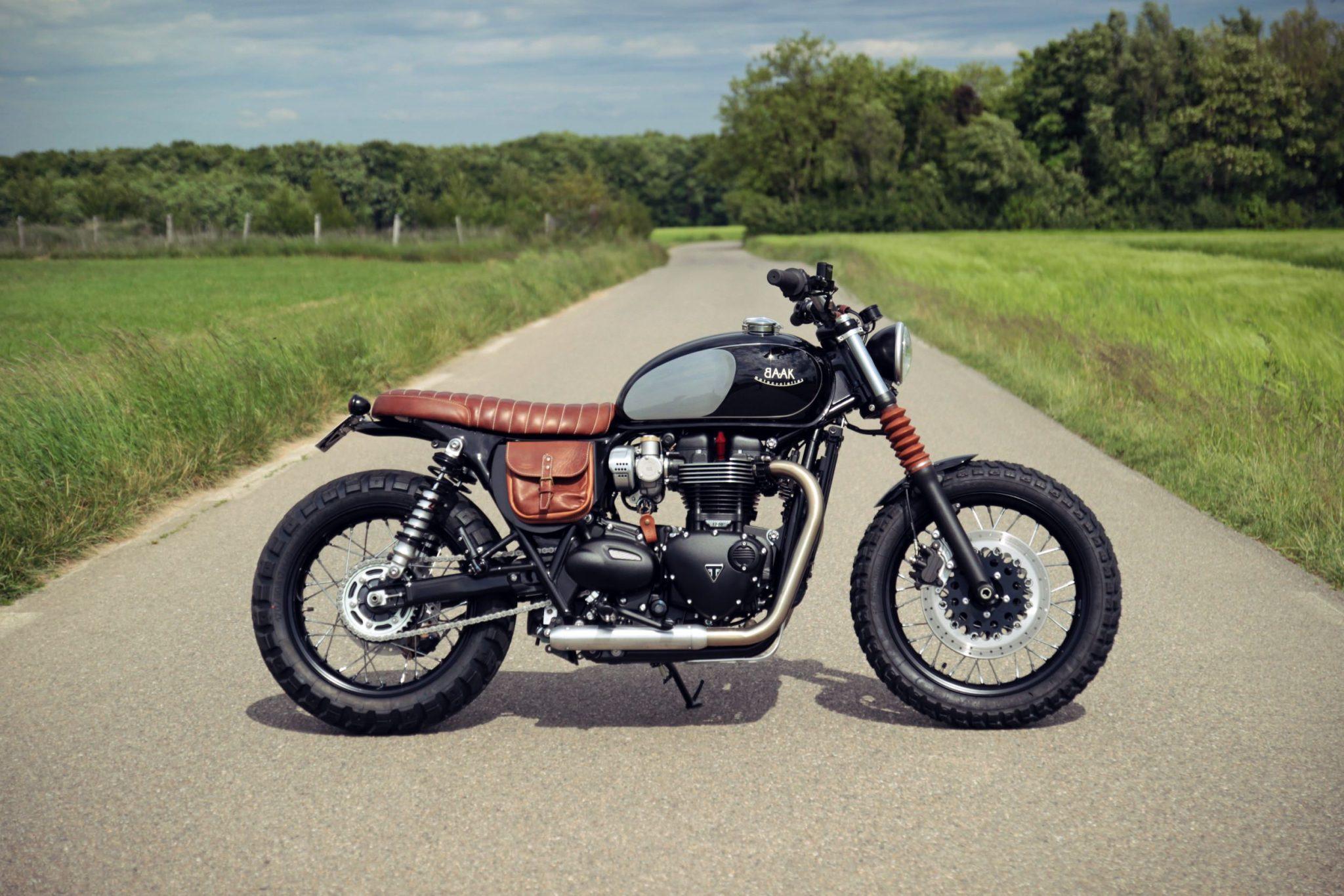 BAAK Motorcycles Triumph Bonneville T120