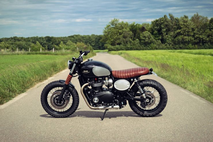 triumph bonneville t120 15 740x493 - BAAK Motorcycles Triumph Bonneville T120