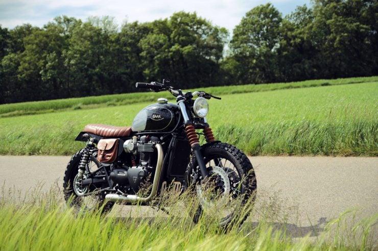 triumph bonneville t120 16 740x493 - BAAK Motorcycles Triumph Bonneville T120