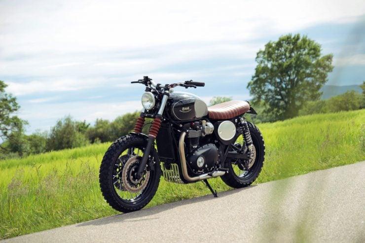 triumph bonneville t120 17 740x493 - BAAK Motorcycles Triumph Bonneville T120