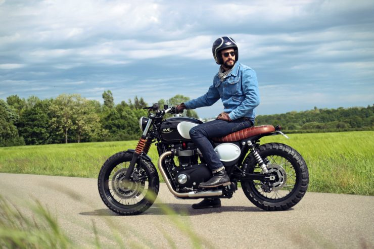 triumph bonneville t120 2 740x493 - BAAK Motorcycles Triumph Bonneville T120