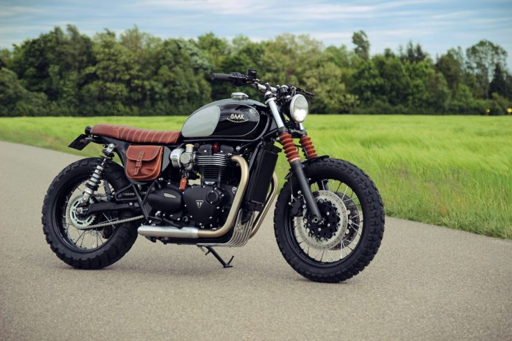 triumph bonneville t120 9 740x493 - BAAK Motorcycles Triumph Bonneville T120