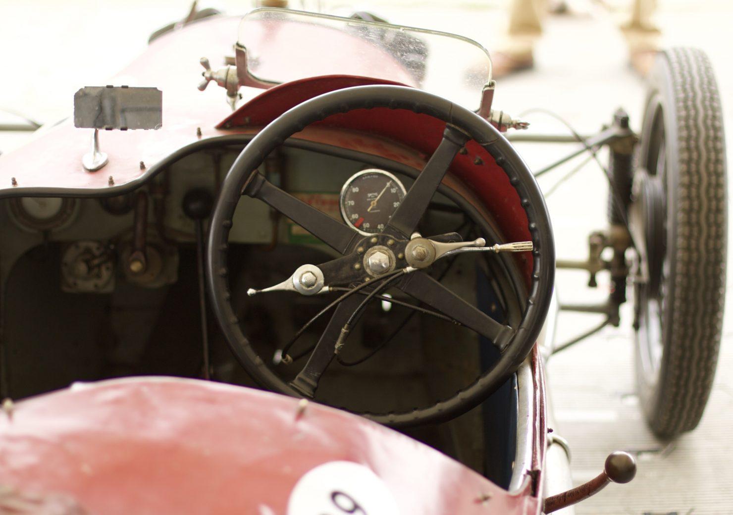 1929 Morgan Aero 1480x1040 - Cockpits of Goodwood