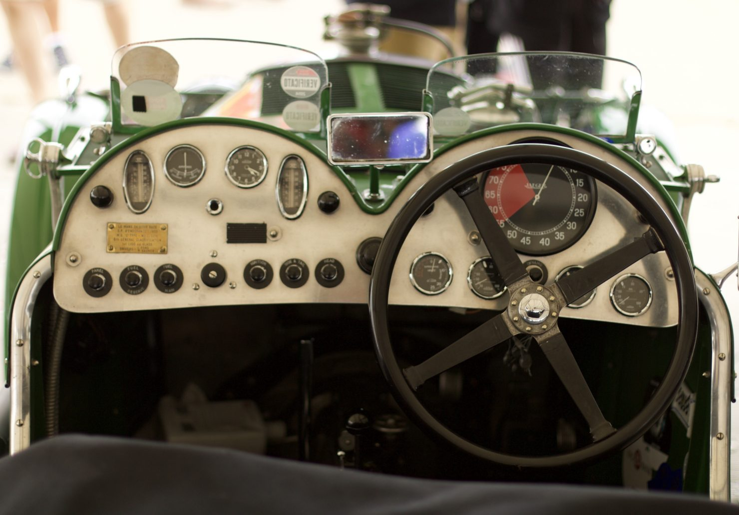 1932 MG C Type 1480x1031 - Cockpits of Goodwood