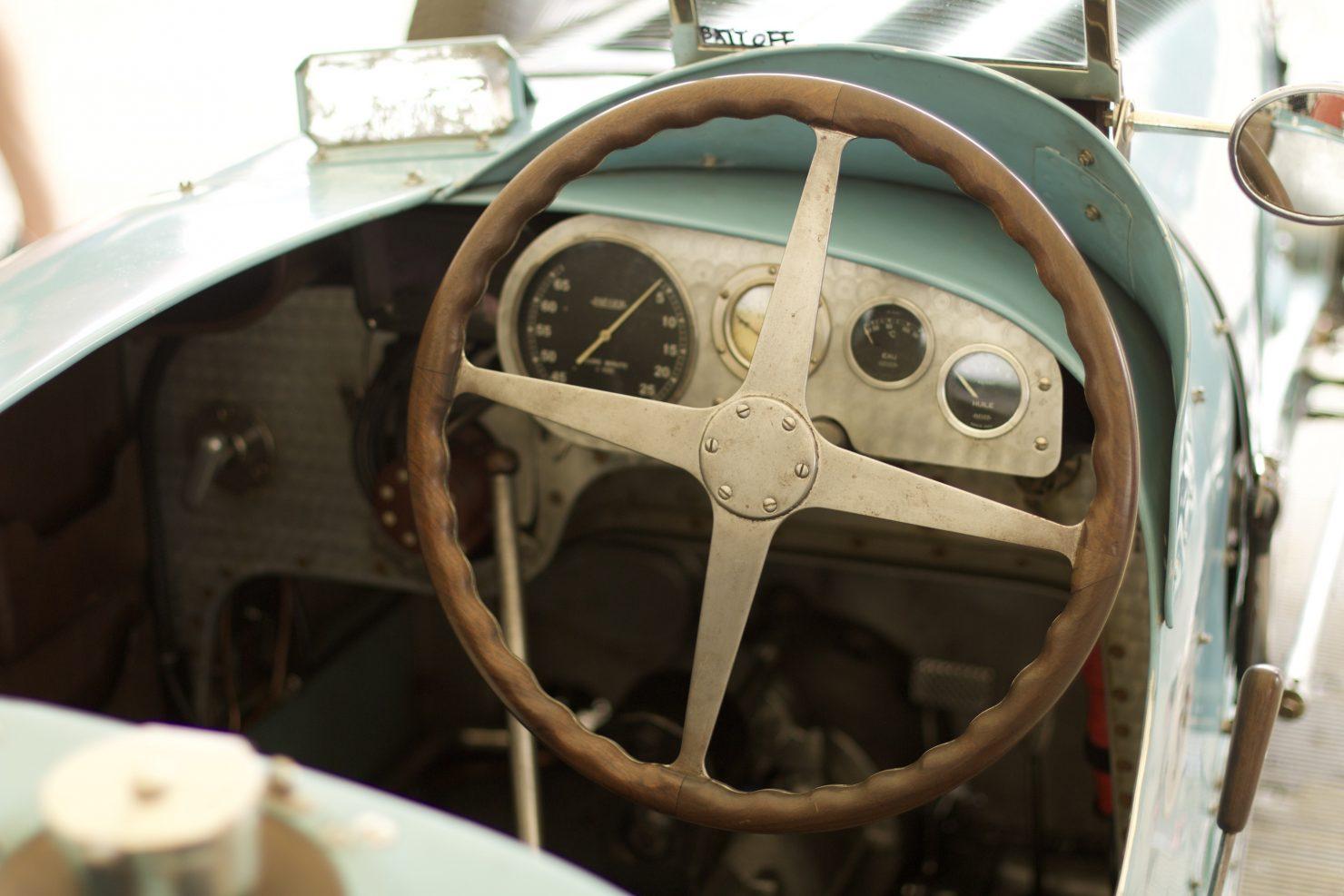 1934 Bugatti Type 59 1480x987 - Cockpits of Goodwood