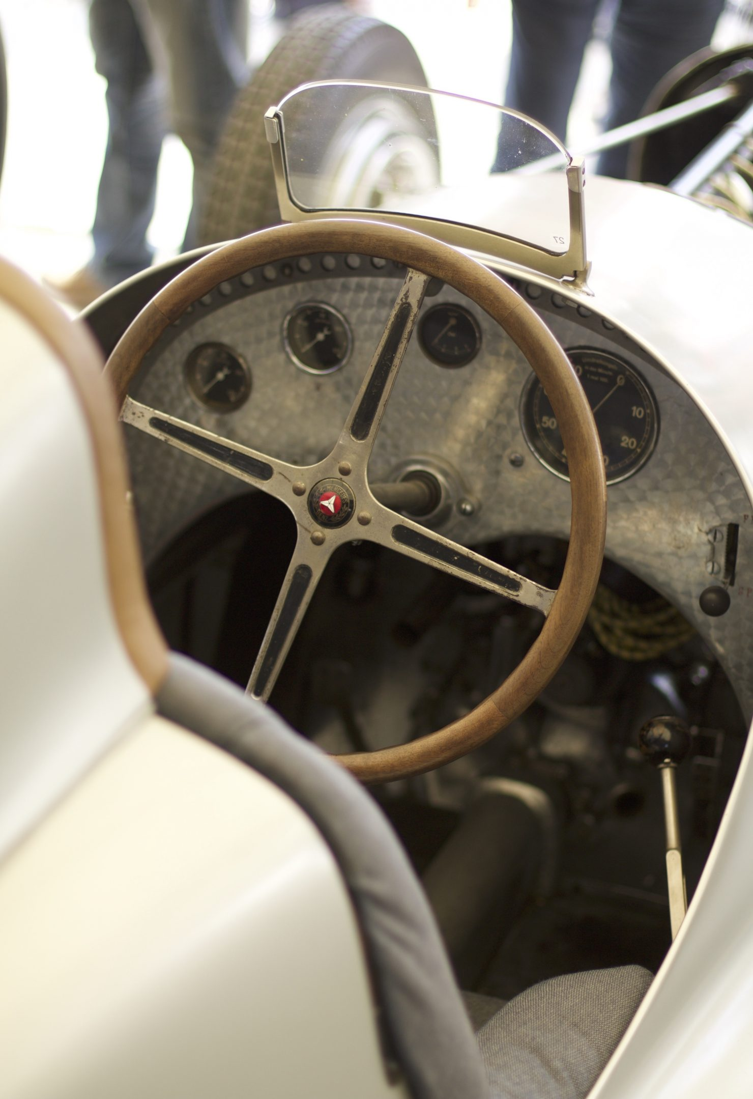 1934 Mercedes Benz W25 1480x2159 - Cockpits of Goodwood