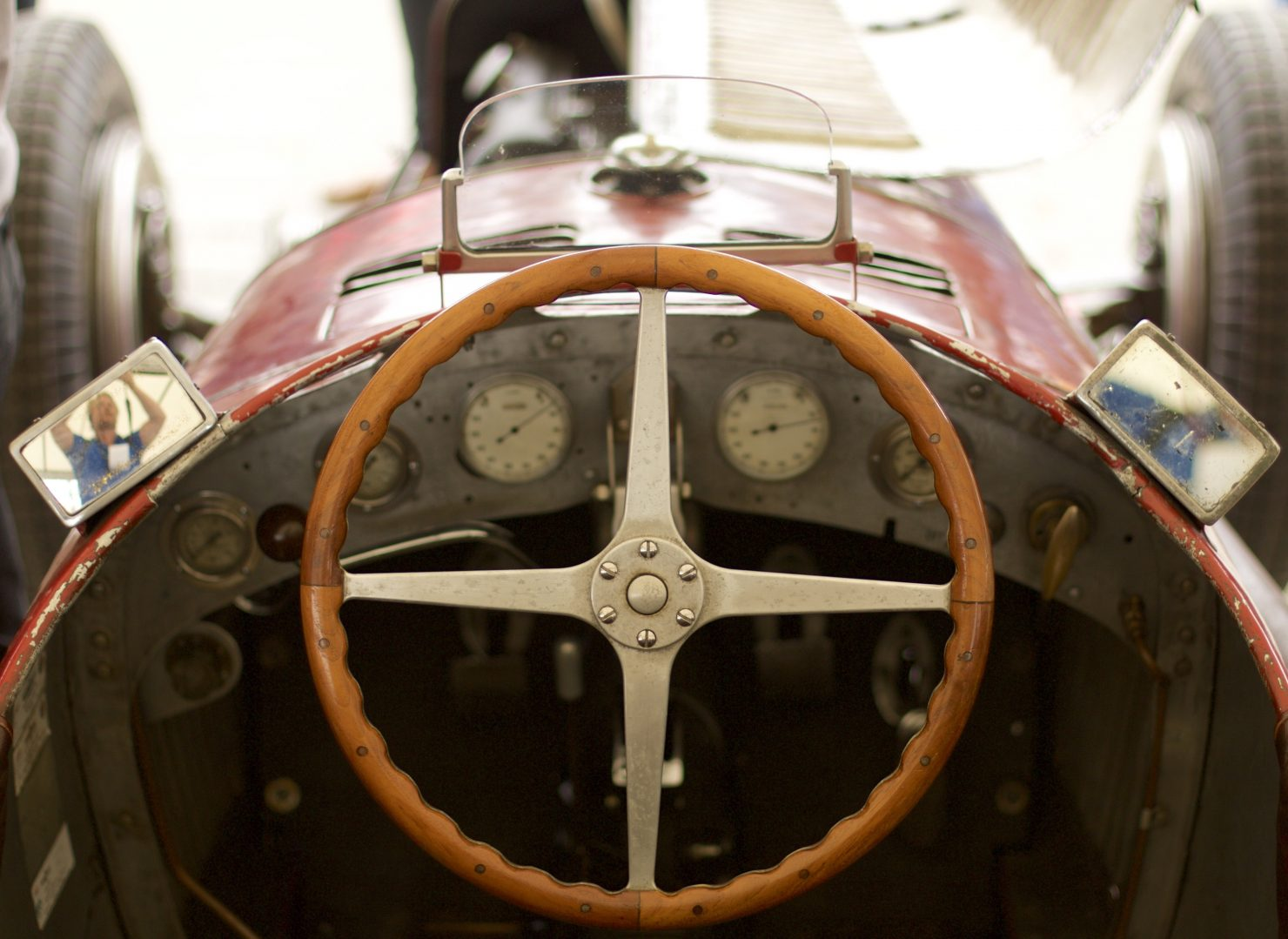 1935 Alfa Romeo Tipo B 1480x1079 - Cockpits of Goodwood