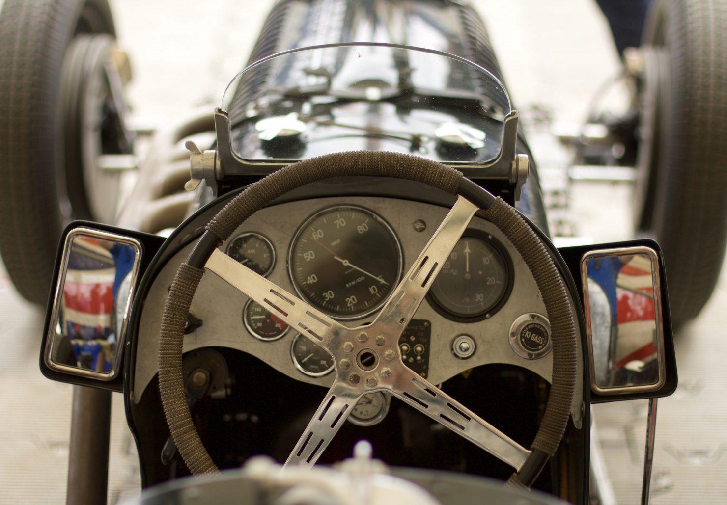1935 Frazer Nash Monoposto 1480x1029 - Cockpits of Goodwood