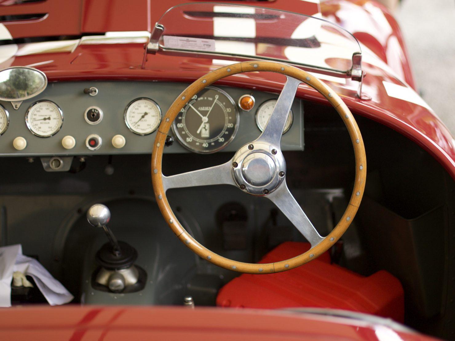 1947 Ferrari 125 S 1480x1111 - Cockpits of Goodwood