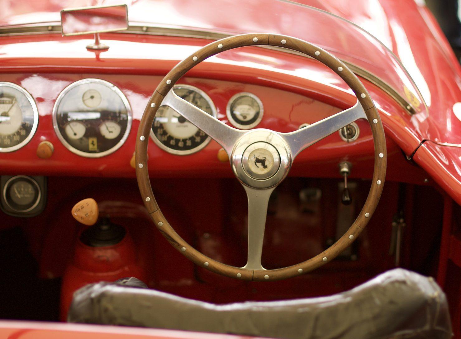 1950 Ferrari 166 MM Barchetta 1480x1088 - Cockpits of Goodwood