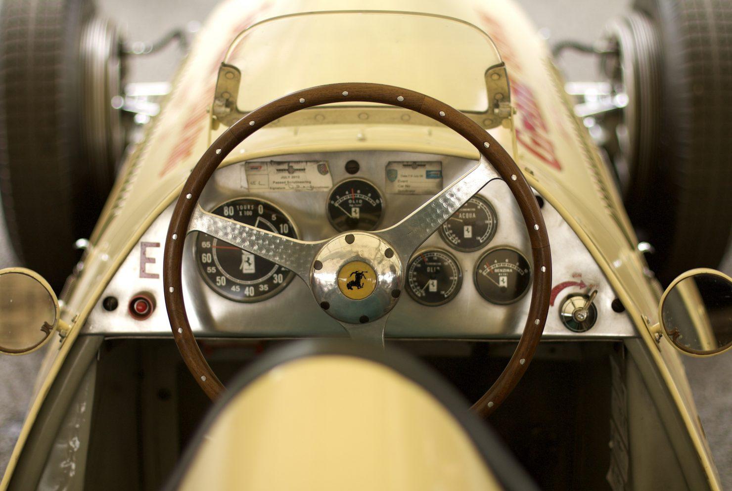 1952 Ferrari 375 22Grant Piston Ring Special22 1480x993 - Cockpits of Goodwood