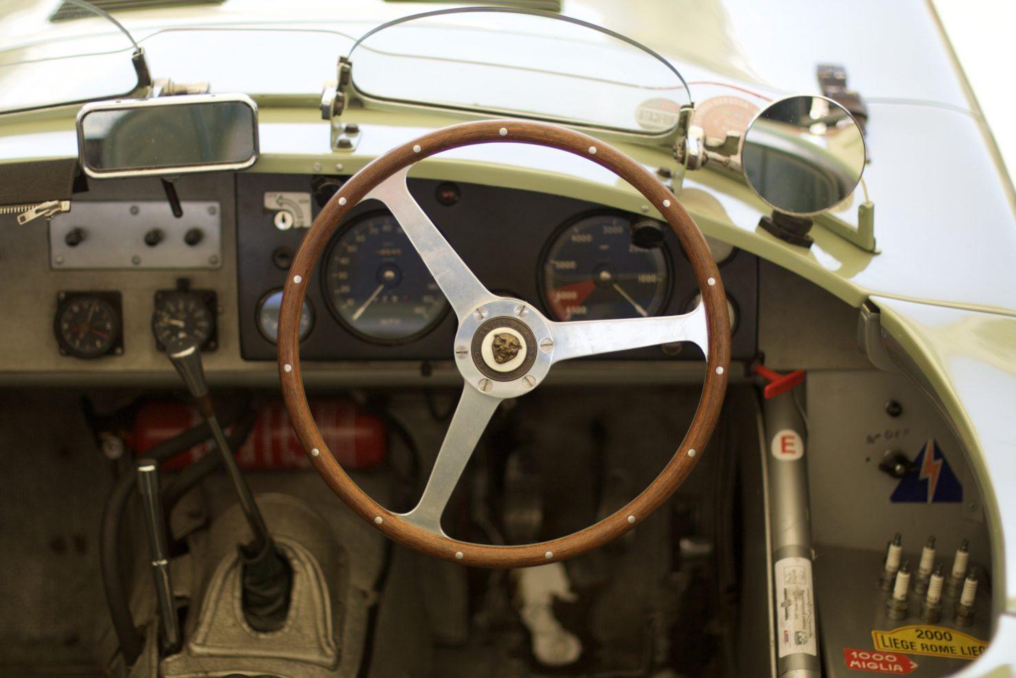 1952 Jaguar C Type 1480x987 - Cockpits of Goodwood