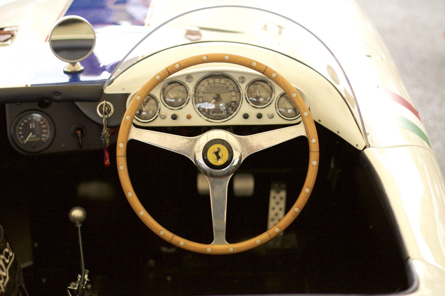 1955 Ferrari 750 Monza 1480x987 - Cockpits of Goodwood
