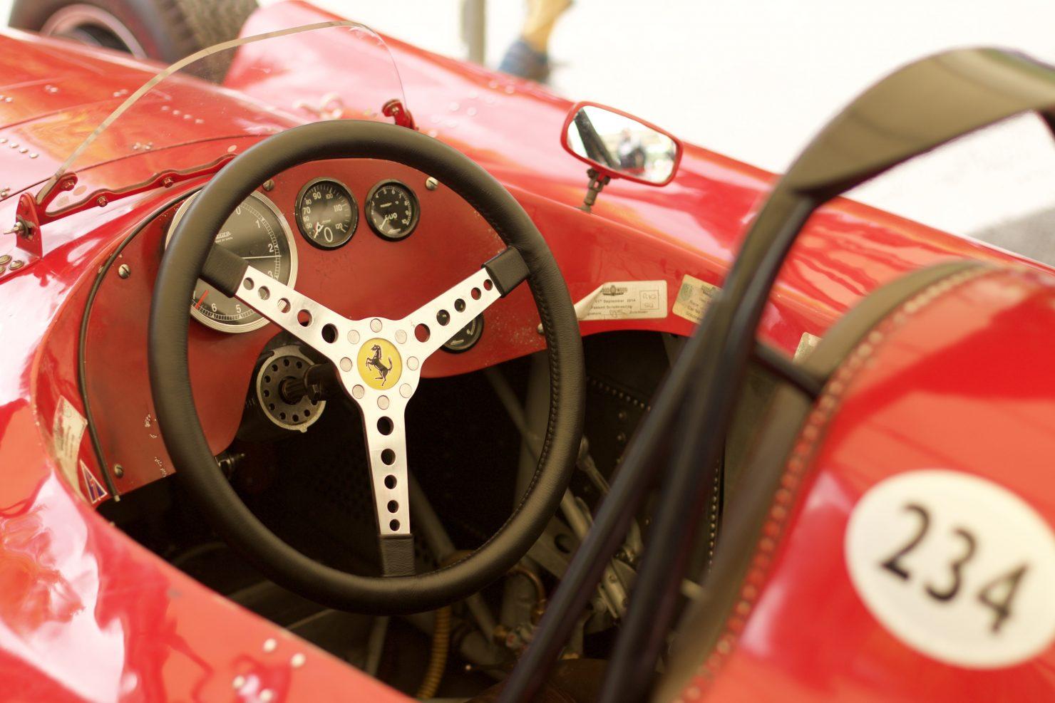 1956 Lancia Ferrari D50A 1480x987 - Cockpits of Goodwood