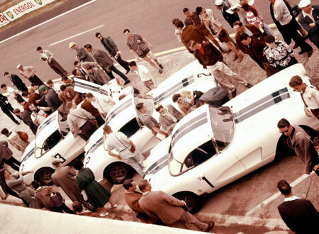1960 24hrs of Le Mans Corvette Documentary 450x330 - Corvette Documentary: Les 24 Heures du Mans