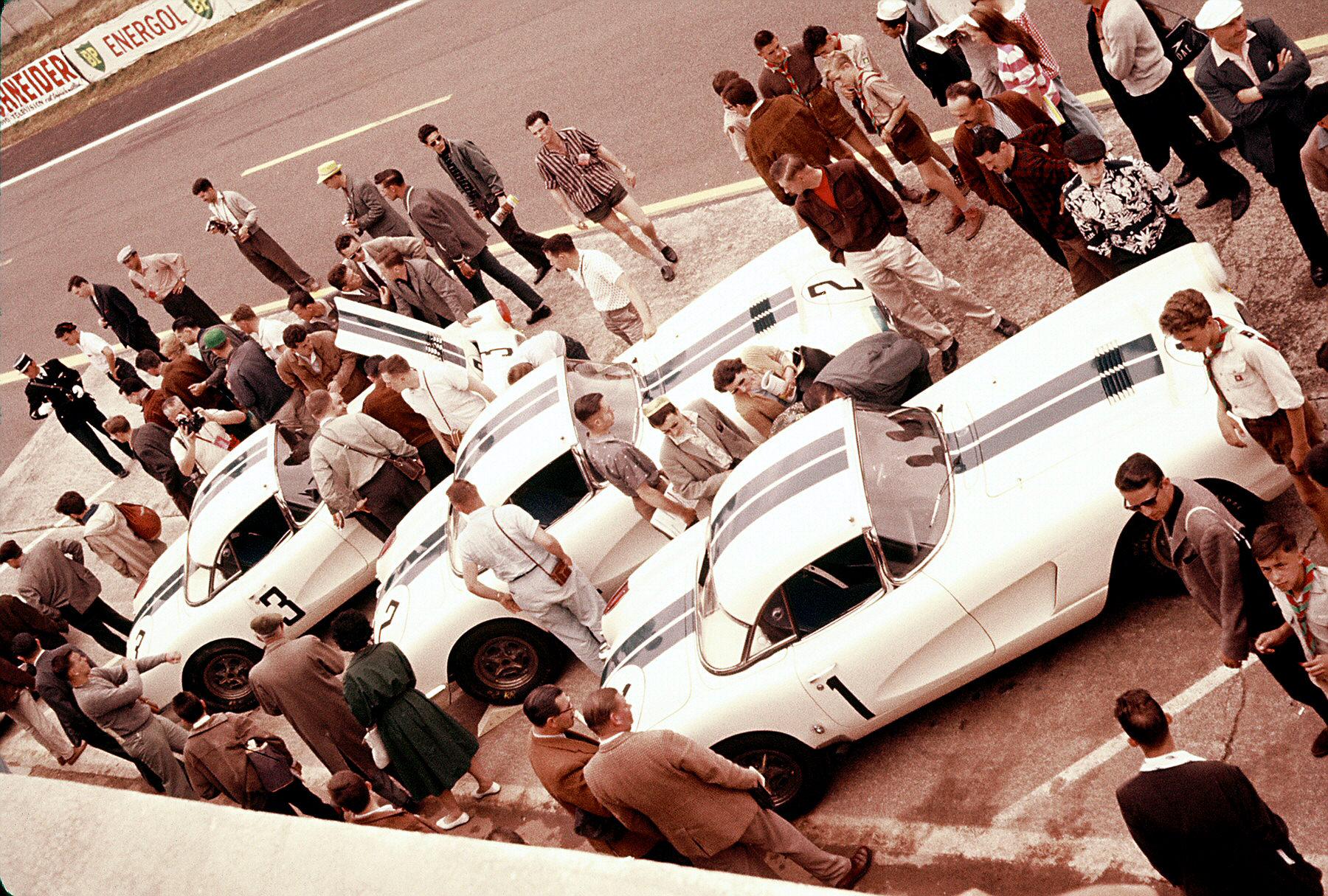 Corvette Documentary: Les 24 Heures du Mans