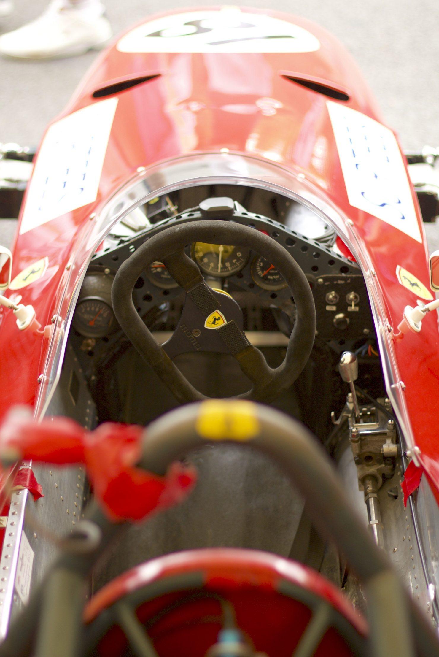 1965 Ferrari 1512 1480x2214 - Cockpits of Goodwood