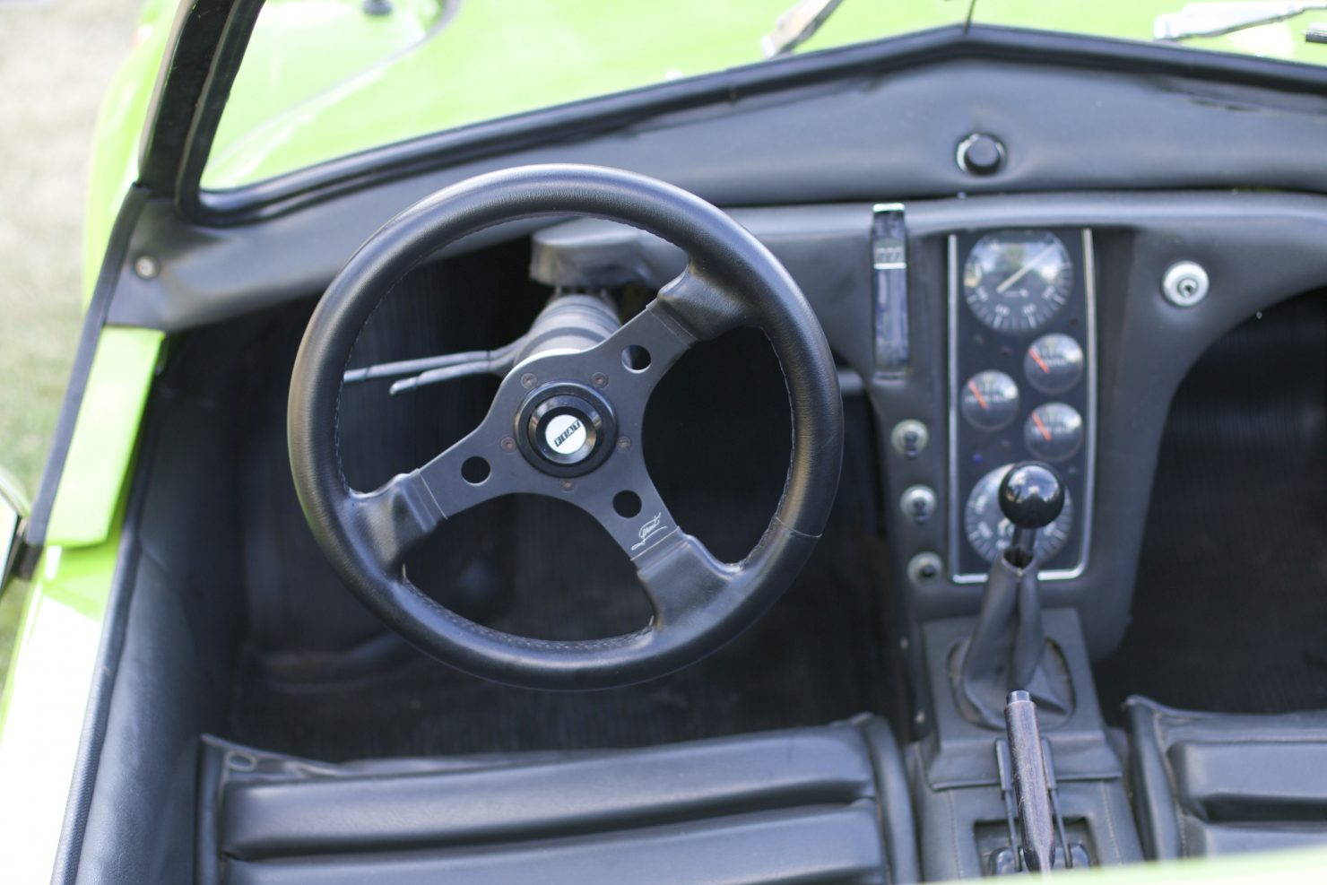 1969 Fiat 500 Zanzara Zagato 1480x987 - Cockpits of Goodwood