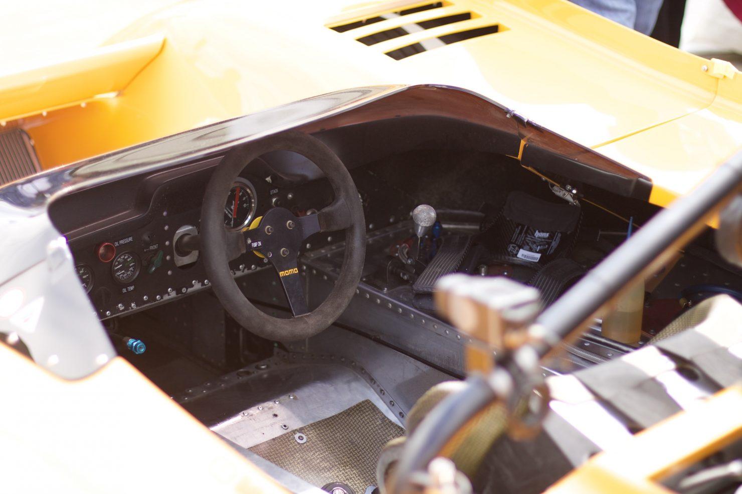 1971 McLaren Chevrolet M8F Can Am 1480x987 - Cockpits of Goodwood