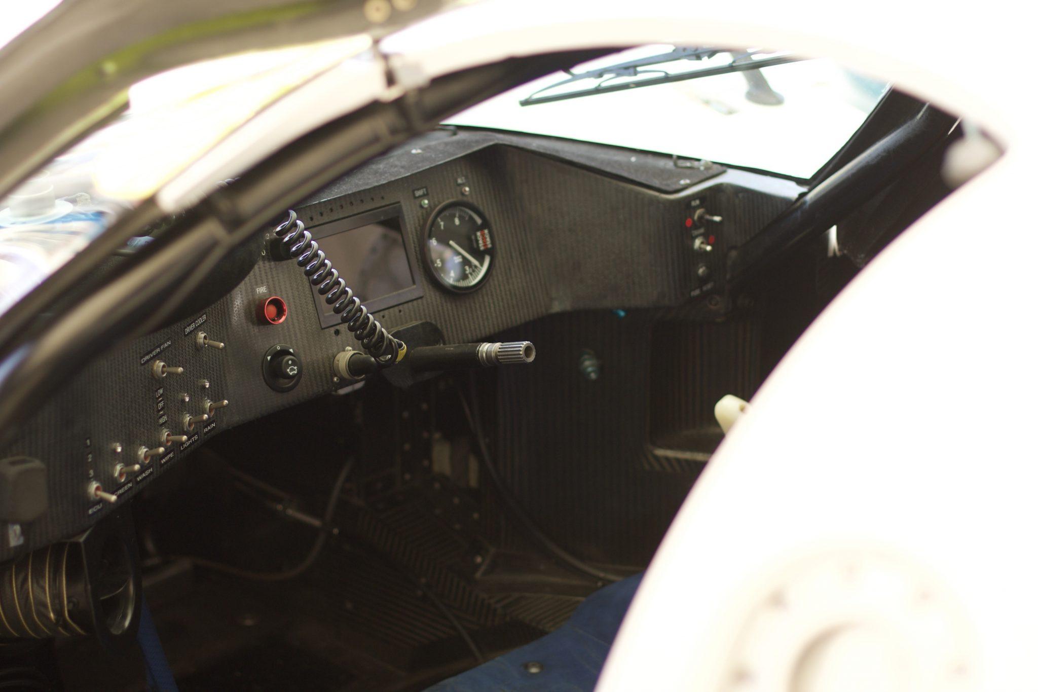 Cockpits of Goodwood