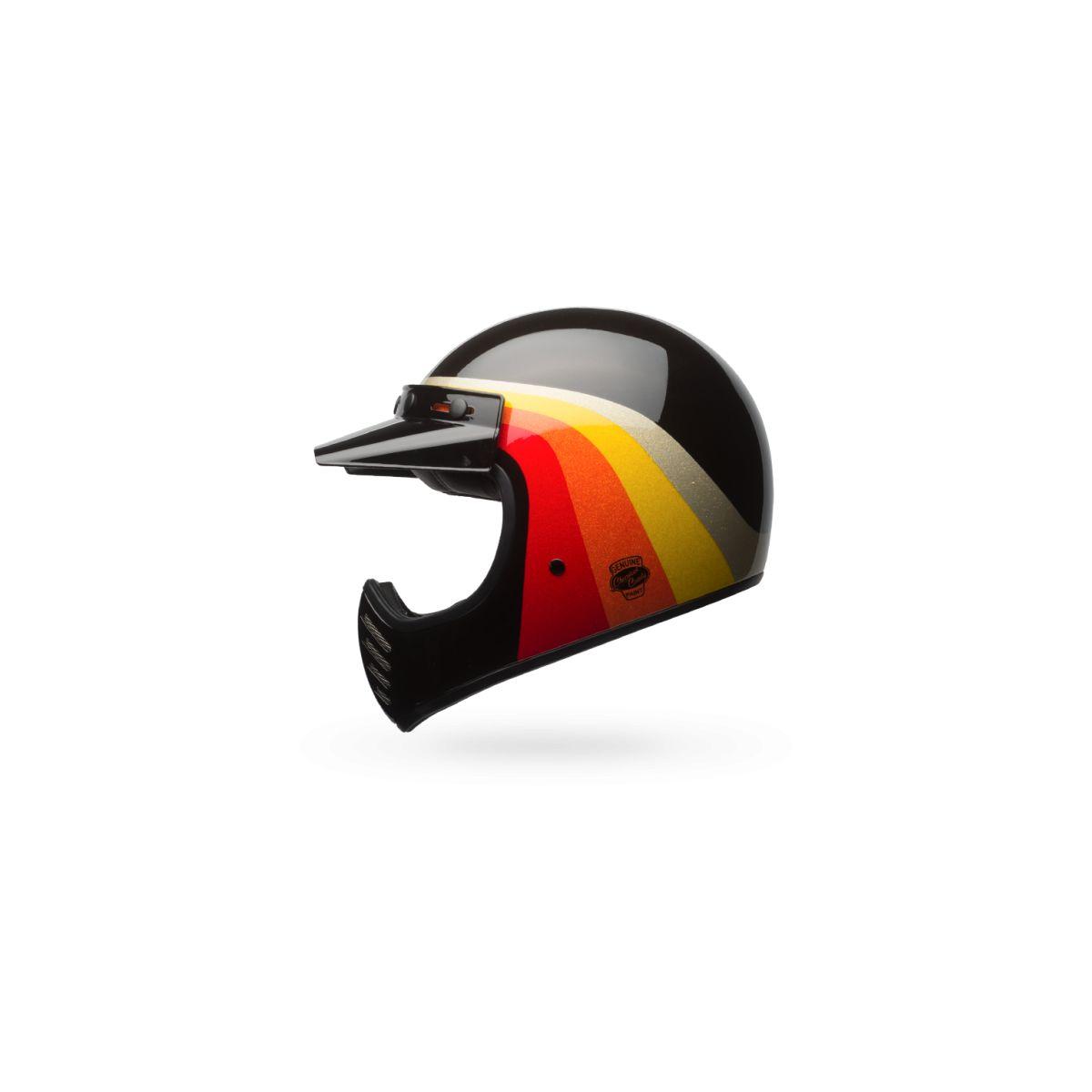 Bell Moto 3 Chemical Candy Helmet 1 - Bell Moto-3 Chemical Candy Helmet