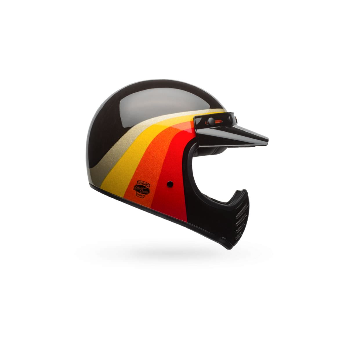 Bell Moto 3 Chemical Candy Helmet 3 - Bell Moto-3 Chemical Candy Helmet