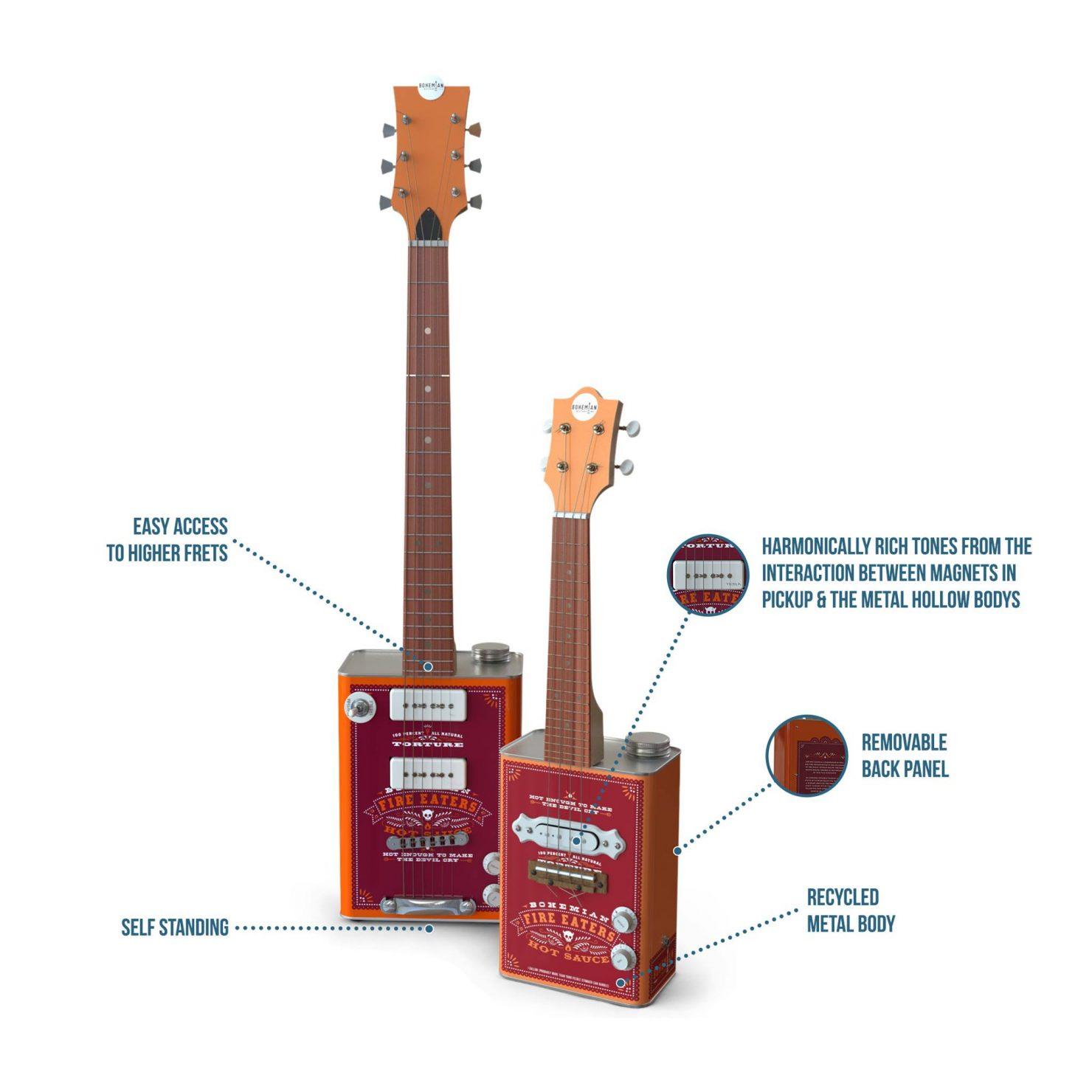 Bohemian Guitars 1 1480x1480 - Bohemian Guitars