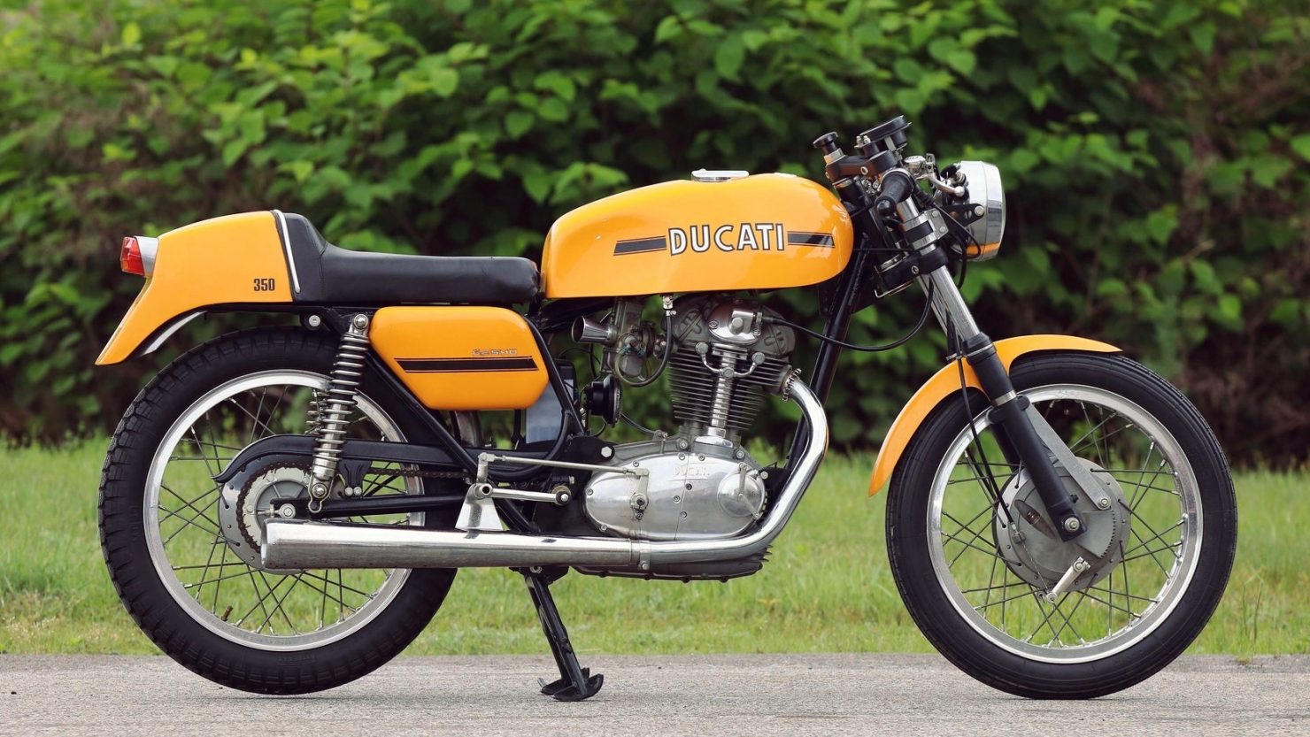 Ducati 350 Desmo 1480x833 - 1970 Ducati Desmo 350