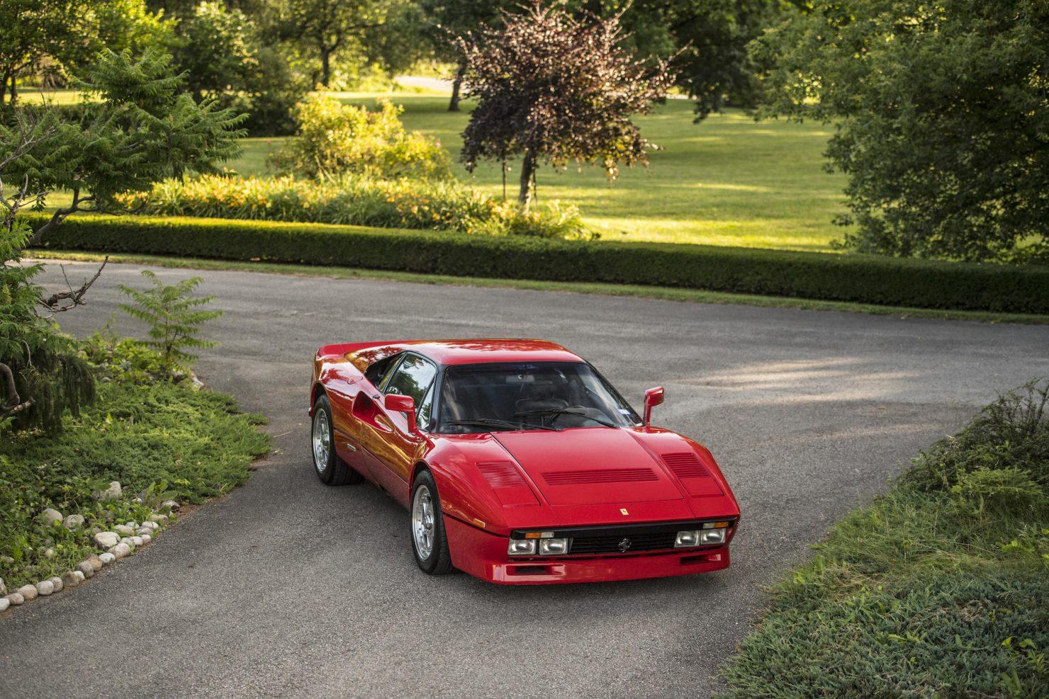Ferrari 288 GTO 13 1480x987 - 1985 Ferrari 288 GTO