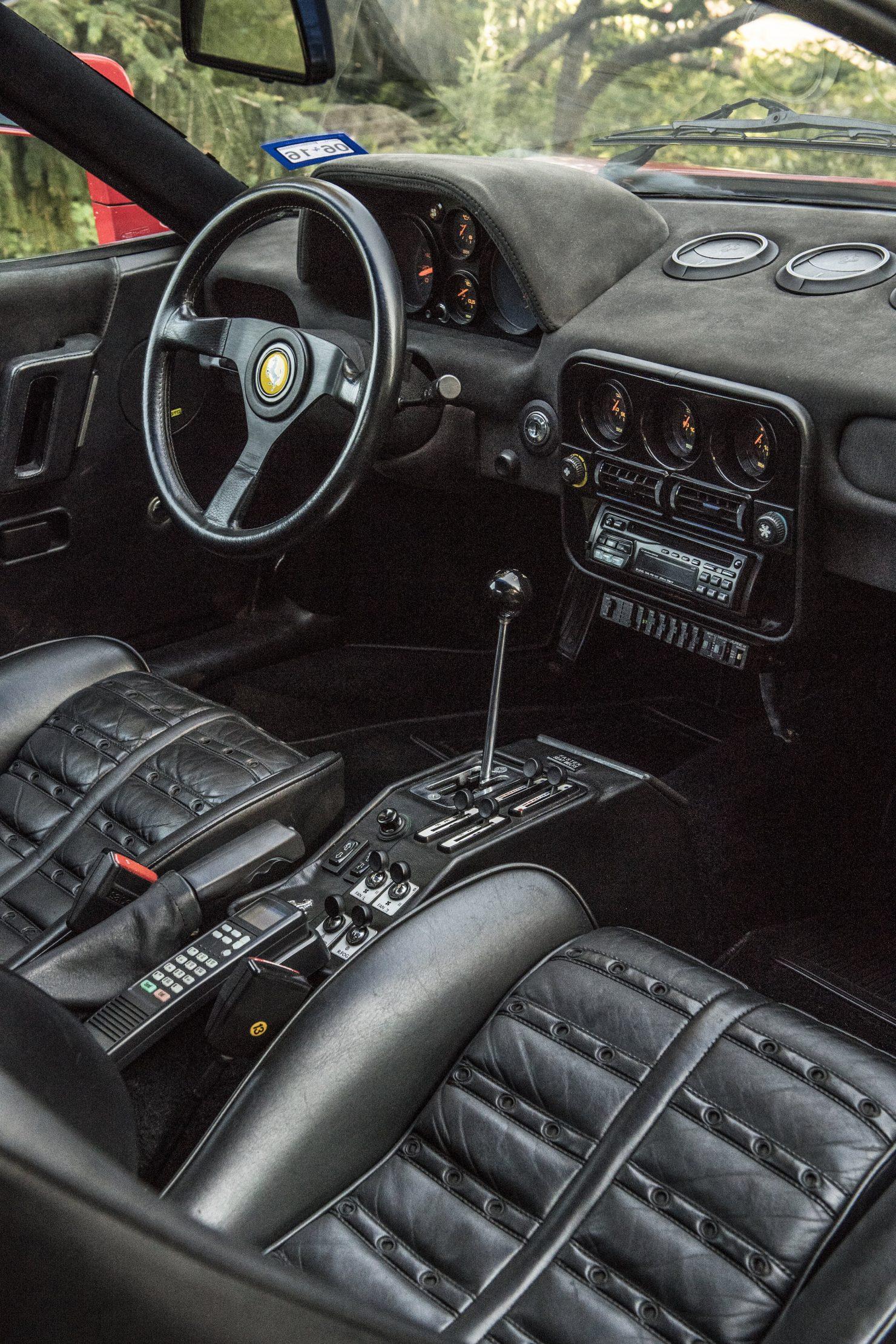 Ferrari 288 GTO 14 1480x2220 - 1985 Ferrari 288 GTO