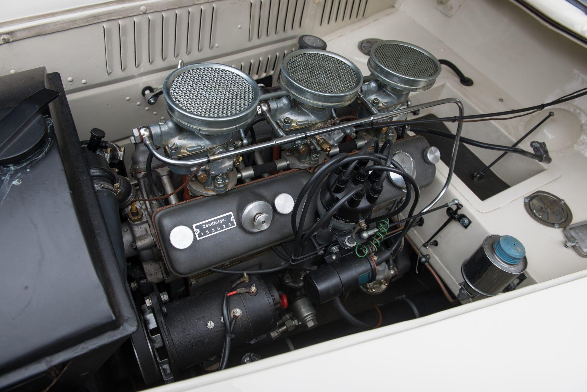 Dickie Stoops Frazer NashBMW - Bmw 328 engine
